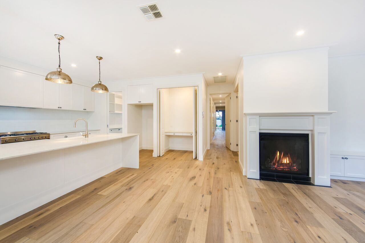 Timber Flooring in new homes | Afonso Building Solutions